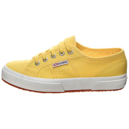 2750-Cotu Classic Sneaker Damen, gelb / weiß, zoom bei OUTFITTER Online