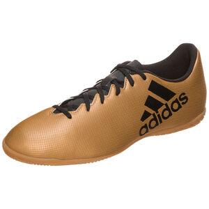 X Tango 17.4 Indoor Fußballschuh Herren, Gold, zoom bei OUTFITTER Online