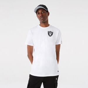 NFL Las Vegas Raiders Taping T-Shirt Herren, weiß / schwarz, zoom bei OUTFITTER Online