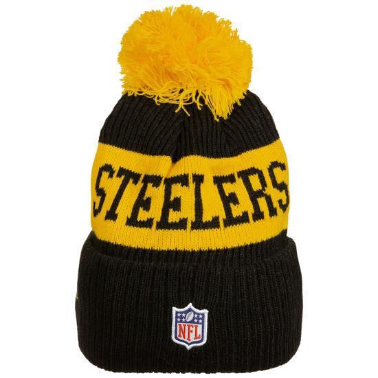 NFL Pittsburgh Steelers Cold Weather Sport Knit Mütze, , zoom bei OUTFITTER Online