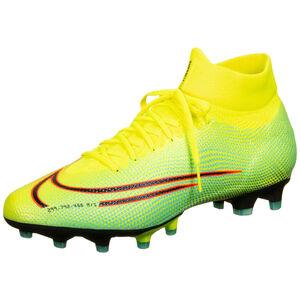 Mercurial Superfly 7 Pro MDS AG-Pro Fußballschuh Herren, gelb / grün, zoom bei OUTFITTER Online