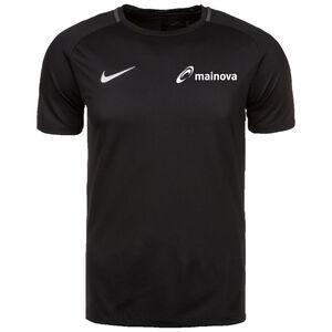Mainova Dry Academy 18 Trainingsshirt Herren, schwarz / weiß, zoom bei OUTFITTER Online