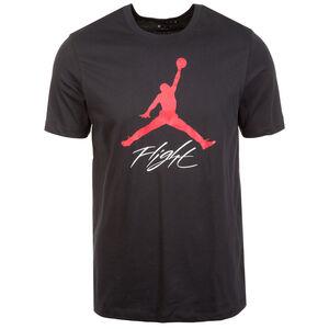 Jumpman Flight Hybrid T-Shirt Herren, schwarz / rot, zoom bei OUTFITTER Online