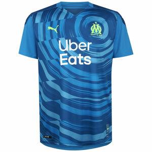 Olympique Marseille Trikot 3rd 2020/2021 Herren, blau / weiß, zoom bei OUTFITTER Online