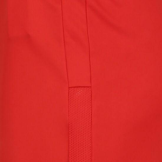TeamGOAL 23 Knit Trainingsshort Damen, rot / weiß, zoom bei OUTFITTER Online