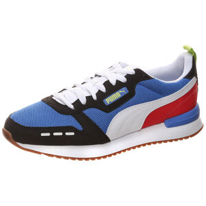 R78 Sneaker Herren, blau / weiß, zoom bei OUTFITTER Online