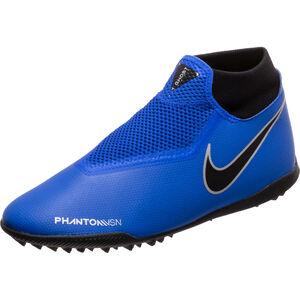 Phantom Vision Academy DF TF Fußballschuh Herren, blau / schwarz, zoom bei OUTFITTER Online