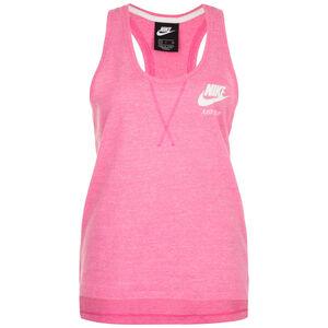 Gym Vintage Tanktop Damen, pink / weiß, zoom bei OUTFITTER Online
