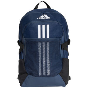 Tiro Primegreen Sportrucksack, dunkelblau / weiß, zoom bei OUTFITTER Online