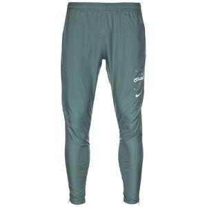 Essential Wild Run Woven Laufhose Herren, graugrün / grün, zoom bei OUTFITTER Online