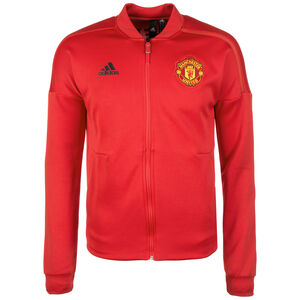 Manchester United Z.N.E. Anthem Jacke Herren, Rot, zoom bei OUTFITTER Online