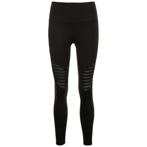 Studio Mesh Trainingstight Damen, schwarz, zoom bei OUTFITTER Online