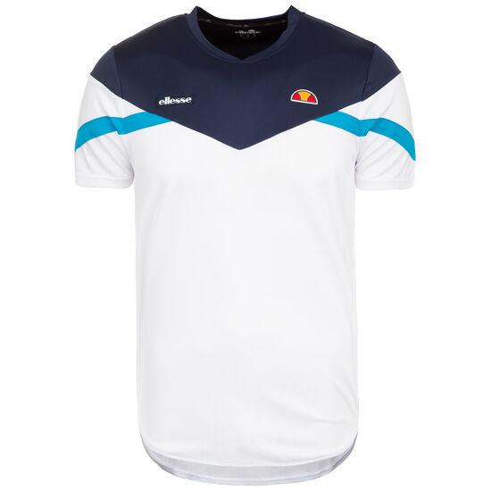 Aladino T-Shirt Herren, weiß / dunkelblau, zoom bei OUTFITTER Online