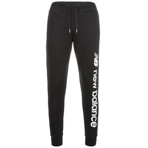 Sport Style Optiks Jogginghose Herren, schwarz / weiß, zoom bei OUTFITTER Online