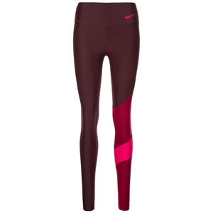 Power Team Trainingstight Damen, bordeaux / pink, zoom bei OUTFITTER Online