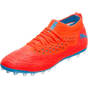 Future 19.2 Netfit MG Fußballschuh Herren, rot / blau, zoom bei OUTFITTER Online