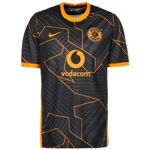 Kaizer Chiefs F.C. Trikot Away Stadium 2021/2022 Herren, anthrazit / orange, zoom bei OUTFITTER Online