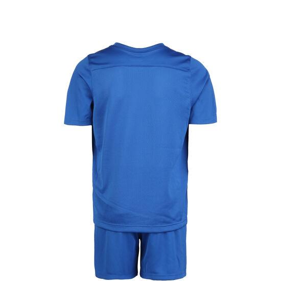 Park 20 Trainingsanzug Kinder, blau / weiß, zoom bei OUTFITTER Online