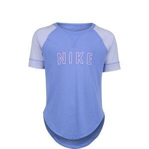 Trophy Trainingsshirt Kinder, blau / hellblau, zoom bei OUTFITTER Online
