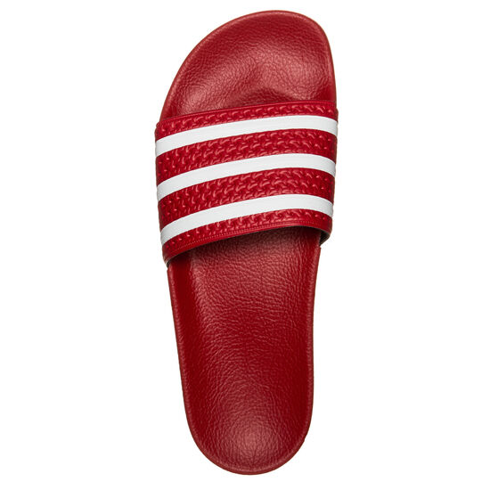 Adilette Badesandale, Rot, zoom bei OUTFITTER Online