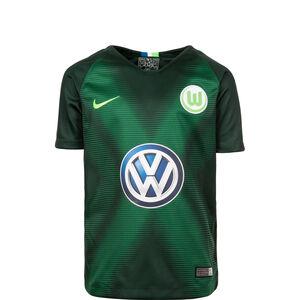 VfL Wolfsburg Trikot Home Stadium 2018/2019 Kinder, Grün, zoom bei OUTFITTER Online