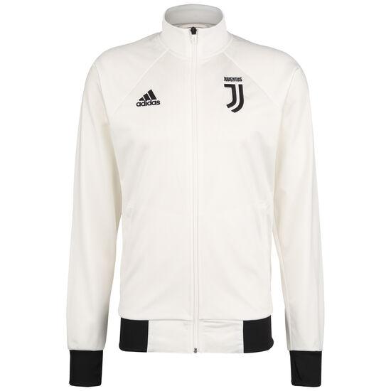 Juventus Turin Icons Trainingsjacke Herren, weiß / schwarz, zoom bei OUTFITTER Online
