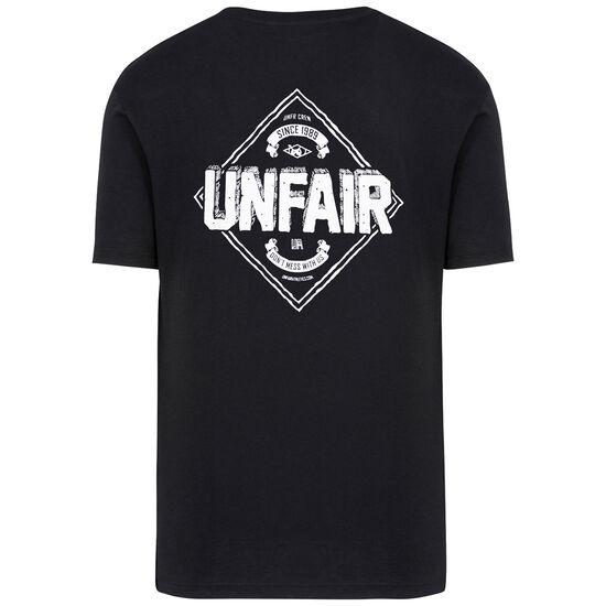 Crew T-Shirt Herren, beige / schwarz, zoom bei OUTFITTER Online