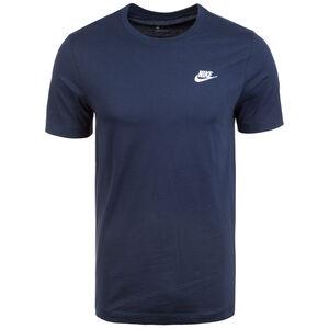 Club T-Shirt Herren, dunkelblau / weiß, zoom bei OUTFITTER Online