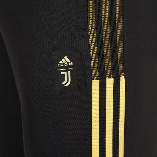 Juventus Turin Chinese New Year Trainingshose Herren, schwarz / gelb, zoom bei OUTFITTER Online