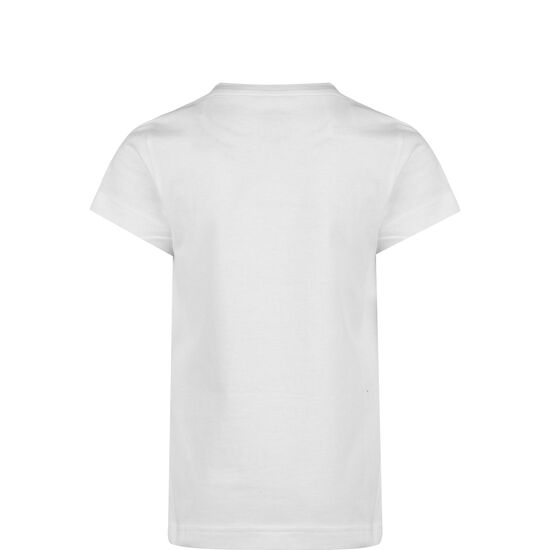 Camo T-Shirt Kinder, weiß / korall, zoom bei OUTFITTER Online