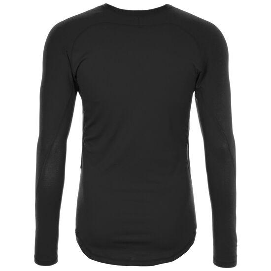 AlphaSkin Sport Trainingsshirt Herren, schwarz, zoom bei OUTFITTER Online