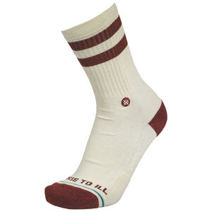 License To Ill 2 Socken, beige / rot, zoom bei OUTFITTER Online