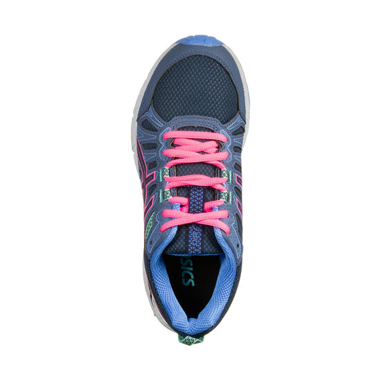 Gel-Venture 7 GS Laufschuh Kinder, blau / pink, zoom bei OUTFITTER Online