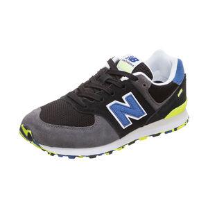 GC574-M Sneaker Kinder, schwarz / weiß, zoom bei OUTFITTER Online