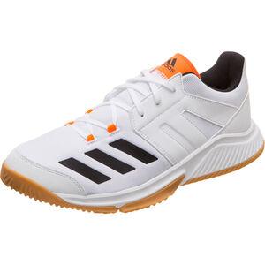 Essence Handballschuh Herren, weiß / orange, zoom bei OUTFITTER Online
