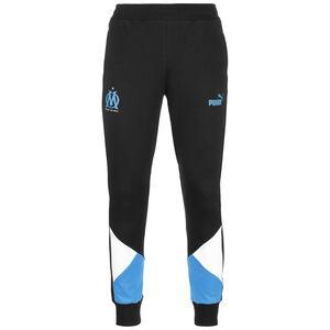 Olympique Marseille FtblCulture Trainingshose Herren, schwarz / blau, zoom bei OUTFITTER Online