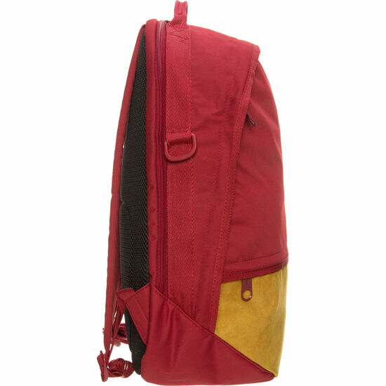 Suede Rucksack, dunkelrot, zoom bei OUTFITTER Online