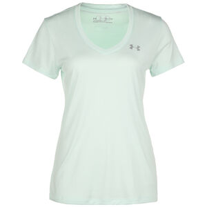 HeatGear Twisted Tech Trainingsshirt Damen, mint, zoom bei OUTFITTER Online