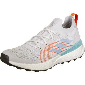 Terrex Two Ultra Parley Trail Laufschuh Herren, grau / orange, zoom bei OUTFITTER Online