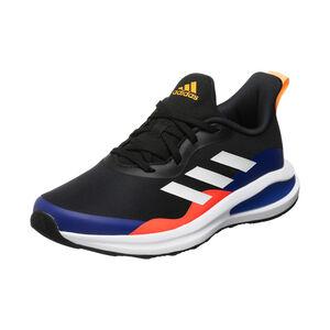FortaRun Sneaker Kinder, schwarz / blau, zoom bei OUTFITTER Online