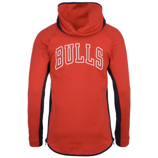 Chicago Bulls Therma Flex Kapuzenjacke Herren, rot / schwarz, zoom bei OUTFITTER Online