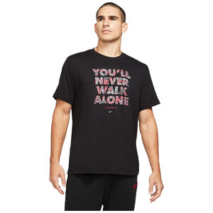 FC Liverpool Voice T-Shirt Herren, schwarz / rot, zoom bei OUTFITTER Online