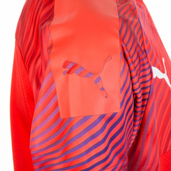 Cup Trikot Kinder, rot / weiß, zoom bei OUTFITTER Online