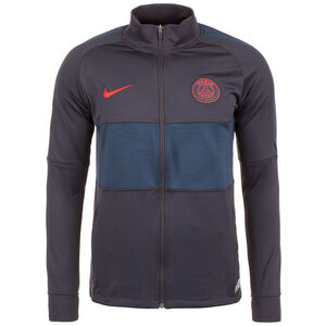 Paris St.-Germain Dry Strike Trainingsjacke Herren, anthrazit / rot, zoom bei OUTFITTER Online