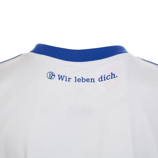 FC Schalke 04 Trikot Away 2017/2018 Kinder, Weiß, zoom bei OUTFITTER Online