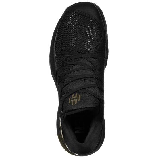 Harden B/E Basketballschuh Herren, schwarz / gold, zoom bei OUTFITTER Online