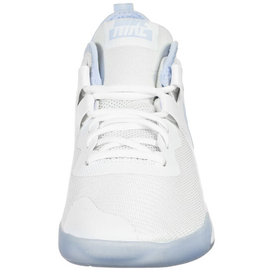 Air Max Impact Basketballschuh Herren, weiß / hellblau, zoom bei OUTFITTER Online