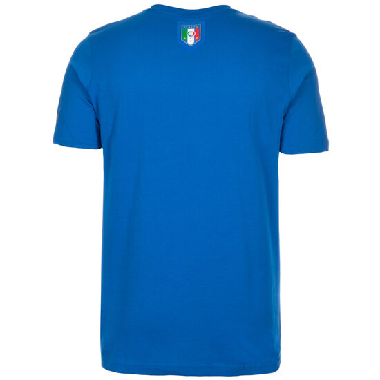 FIGC Italien Tribute 2006 Graphic T-Shirt Herren, Blau, zoom bei OUTFITTER Online