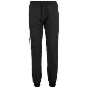 Striped Crinkle Hose Damen, schwarz / weiß, zoom bei OUTFITTER Online