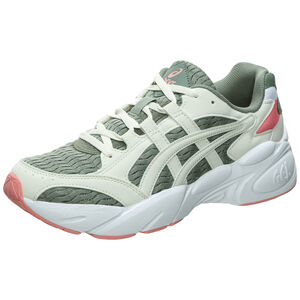 GEL-BND Sneaker Damen, grün / beige, zoom bei OUTFITTER Online